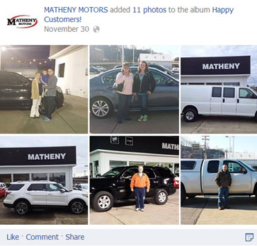 matheny motors wv gmc dealer wv buick dealer matheny